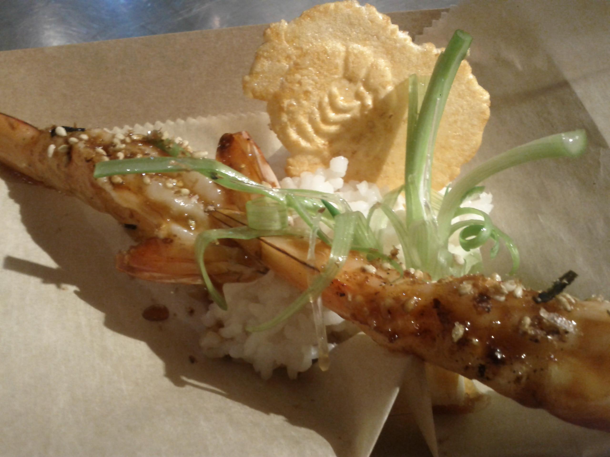 More Gulf Shrimp!